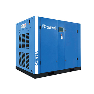 Crownwell Two-stage Permanent Magnet VSD Screw Compressor