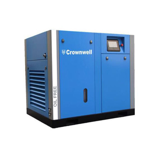 Crownwell Oil-Free Screw Compressor